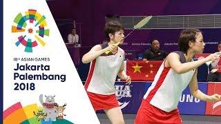 Download Video แบดมินตันทีมหญิง รอบชิงชนะเลิศ (ทีมB) จีน Vs ญี่ปุ่น | เอเชียนเกมส์ 2018 MP3 3GP MP4