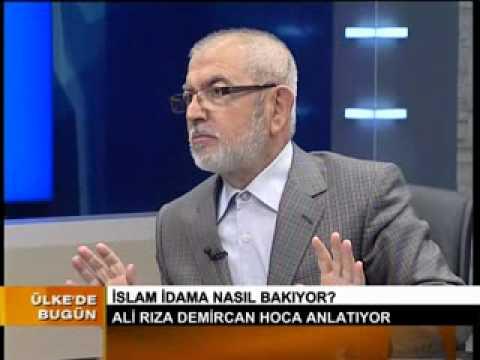 İslam Dinide İdam Cezası