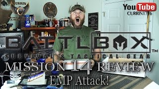 BattlBox Mission 14 Review