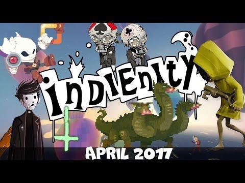 Indienity #28: Top 10 - Лучшие Инди игры апреля / Best Indie Games of April (2017)
