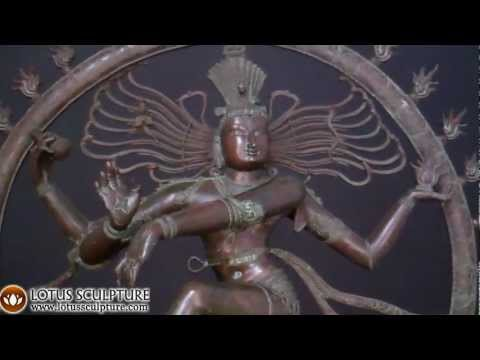 SOLD Bronze Shiva as Nataraja Statue 50