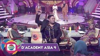 Video HAHA! Inilah Momen Terlucu Nassar di Panggung D'Academy Asia 4 MP3, 3GP, MP4, WEBM, AVI, FLV Desember 2018