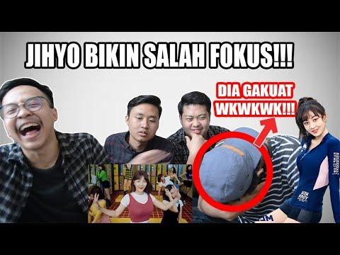 Video NON KPOP REACT TO TWICE - LIKEY ( SANGAT JOSSS WKWKWK!!! ) download in MP3, 3GP, MP4, WEBM, AVI, FLV January 2017