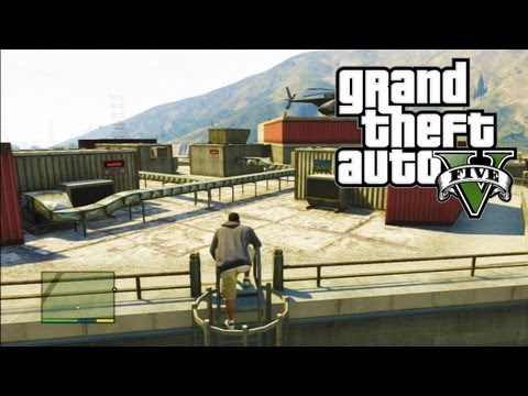 GTA5 - Make sure to Subscribe for more Grand Theft Auto 5 videos! ▻ Help Me Reach 350k Subscribers! http://bit.ly/SubToTG ▻ Follow me on Twitter! http://bit.ly/TGfollow ▻ Like me on Facebook!...