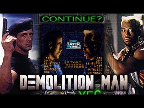 demolition man 3do cheats
