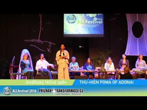 THU-HIEN POMA OF ADONAI: Léčivý andělský zpěv