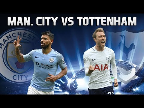 AO VIVO: MANCHESTER CITY X TOTTENHAM - CHAMPIONS LEAGUE (QUARTAS DE FINAL)