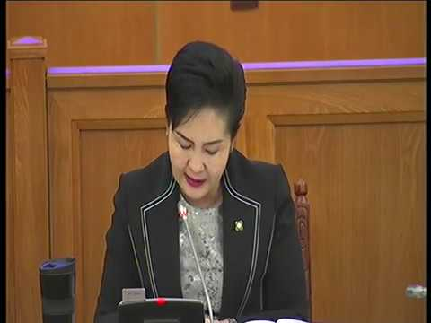 Б.Энх-Амгалан: Төрийн албаны томилгоо, чөлөөлөлтийг Үндсэн хуулиар зохицуулах ямар шаардлага байна вэ?