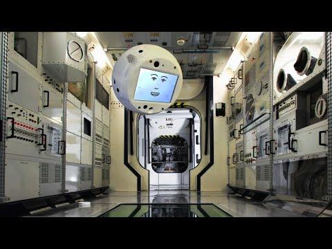 Künstliche Intelligenz für die ISS: Wie ein fliegen ...