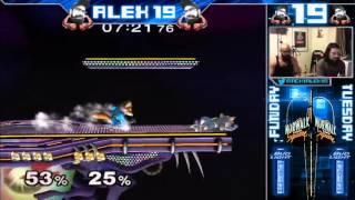 Mango stepping it up – Mango vs Alex19