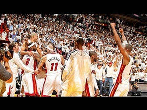 LeBrons OT buzzer-beating game-winner vs Pacers!_A h�ten felt�lt�tt legjobb sport vide�k