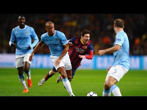 Video: ESPN FC: Man City had Barcelona rattled?