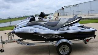 4. For Sale $8,999:  Pre Owned 2012 Kawasaki Ultra 300 LX Jet Ski with Warranty