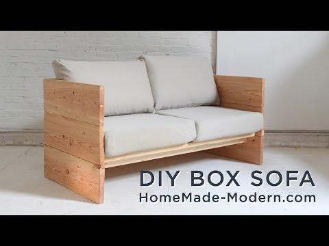 como hacer un sofa cama. Black Bedroom Furniture Sets. Home Design Ideas