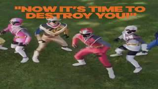 The fall trailer for Ninja Steel, but with background music added in!!!Power Rangers Ninja Steel returns Saturday, August 12!!!