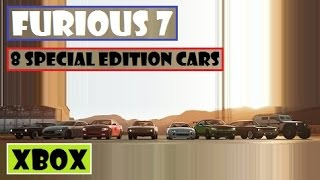 Nonton 8 special edition cars in Forza Horizon 2 from Furious 7 Film Subtitle Indonesia Streaming Movie Download