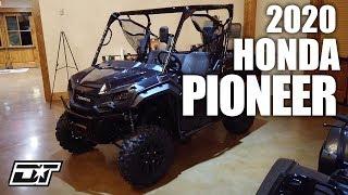 9. 2020 Honda Pioneer 1000 Walk Around & First Impressions
