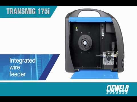 Welding Inverter | Transmig 175i - Plant