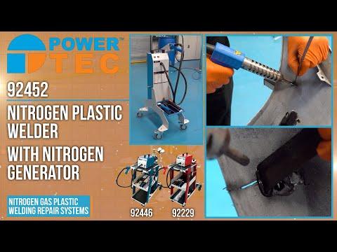 92452 | Nitrogen Plastic Welder with Generator