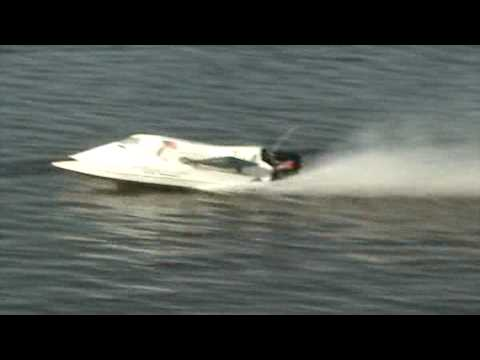 Body Guard RC F1 Tunnel Powerboat