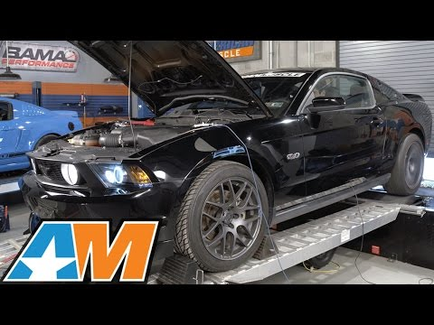 2011-2014 Mustang GT Bama Performance V2 Tunes Review & Install