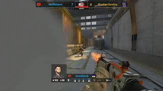 LIVE: CS:GO - Detona Gaming vs. Isurus Gaming [Train] Map 1 - Group D - ESL NA Pro League Season 10
