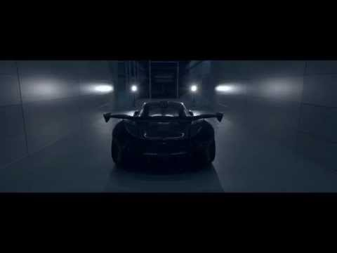 The McLaren P1™ GTR to debut at Geneva Motor Show
