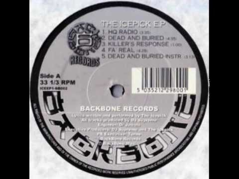 The Icepick - Dead And Buried (Radio Edit)