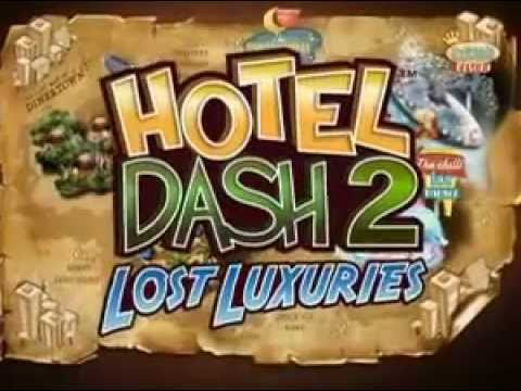 Hotel Dash 2  Lost Luxuries Full Version By BestDashGames