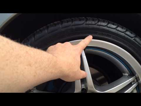 Tire Size Numbers Explained