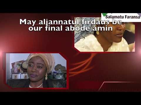 Allah ya yiwa fitacciyar Jaruma HAUWA MAINA RASUWA