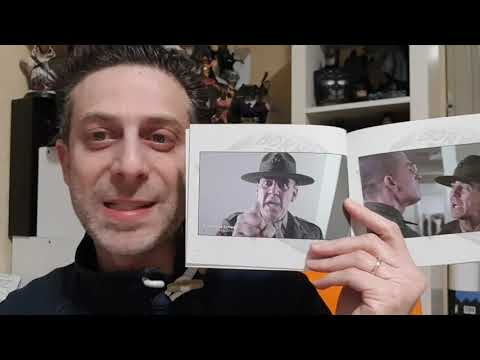 Unboxing...Cinemuseum Full metal jacket ,blu ray collection