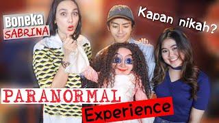 Video PARANORMAL EXPERIENCE + Nobar Film Sabrina | LUNA MAYA NANYA KITA KAPAN NIKAH MP3, 3GP, MP4, WEBM, AVI, FLV September 2018