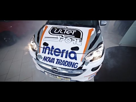 Prezentacja zespołu Ulter Sport Rally Team 2015 - Klip by OesRecord