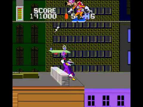 Darkwing Duck PC Engine