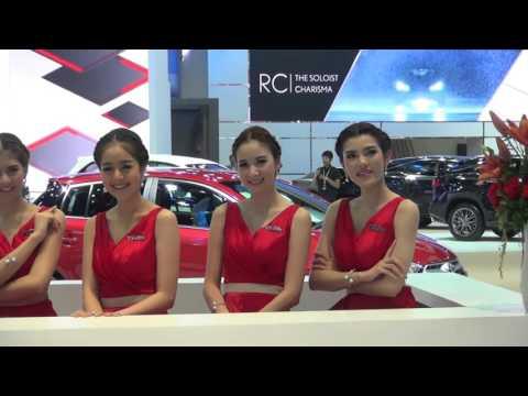 曼谷汽機車展  新車美女盡出