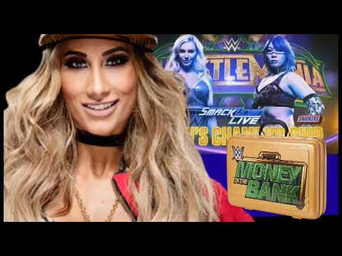 Carmella on Cashing Her Money In The Bank Contract At Wrestlemania 34