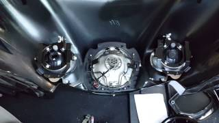 8. Kawasaki Vulcan Vaquero auxiliary light kit