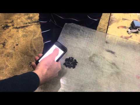 Как действует мобильный телефон на магнитную руду (опровержение)