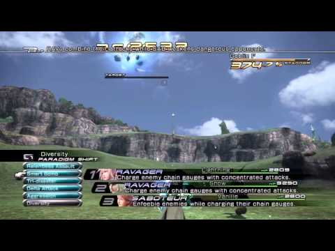 preview-Let\'s Play Final Fantasy XIII #061 - Froco Hot & Cold (HCBailly)