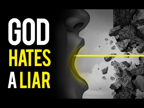 GOD HATES A LIAR (This is the truth)