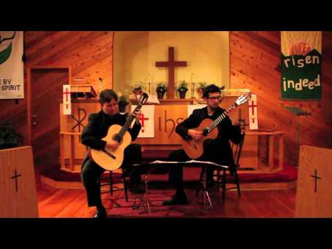 Quelus Guitar Duo Play Haydn