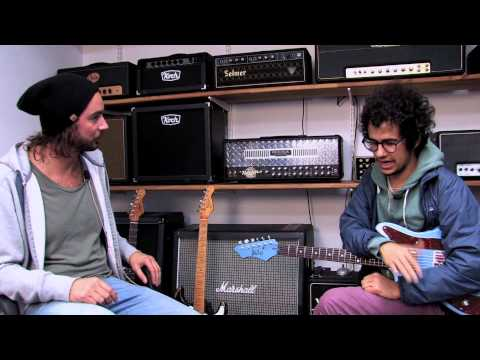 Tore Mogensen talks with Omar Rodríguez-López from Mars Volta about his use of effects.