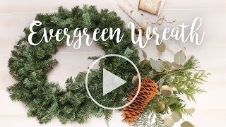 Evergreen Wreath