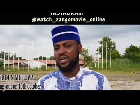 Adam A Zango Video Kalli Yadda Yake Tallan GUDUN MUTUWA