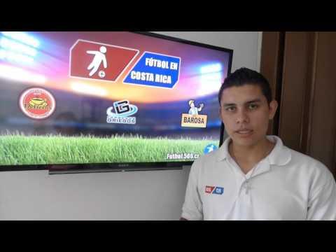 Futbol CR TV - 09 Nov 15