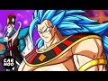 THE SAIYAN GOD OF DESTRUCTION REVEALED ?!! CARHOO DRAWS ep 015 【 Dragon Ball Super Parody 】