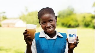 P&G's Children's Safe Drinking Water program provides clean water to women and families around the world. See how three women in Northern Ghana are using the P&G Purifier of Water packets to transform their water and transform their lives. Subscribe to P&G's YouTube channel: https://www.youtube.com/channel/UCDzq...Visit P&G Online: Website: https://pg.com/ P&g Children's Safe Drinking Water: http://www.pg.com/csdw/childrens-safe-drinking-water-impact.shtmlTwitter: https://twitter.com/proctergamble Facebook: https://www.facebook.com/proctergamble Instagram: https://www.instagram.com/proctergamble/
