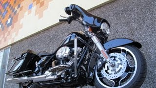9. Used  2013 Harley-Davidson Street Glide FLHX Motorcycle For Sale