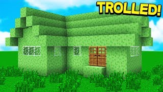 Video I GOT TROLLED BY 2 YOUTUBERS IN MINECRAFT!! MP3, 3GP, MP4, WEBM, AVI, FLV Juli 2018